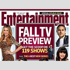 Ew Unveils Sprawling Fall Tv Preview, From New Shows With