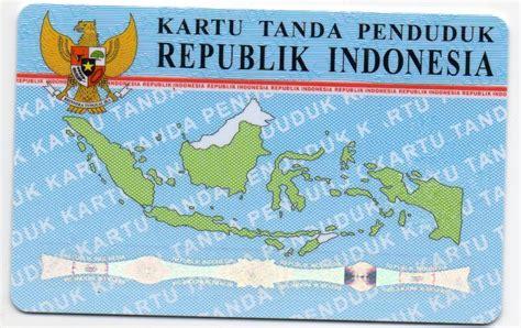 persyaratan pembuatan kartu tanda penduduk ktp kemantren