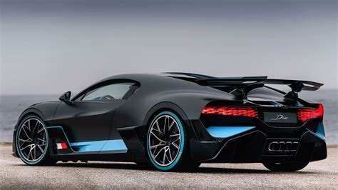A New Bugatti by The New Bugatti Divo Is Quot Made For Bends Quot All 40 Units