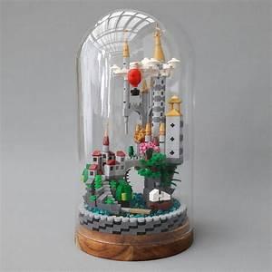 Cloche En Verre Ikea : pour votre prochaine visite chez ikea un mini ch teau ~ Dailycaller-alerts.com Idées de Décoration