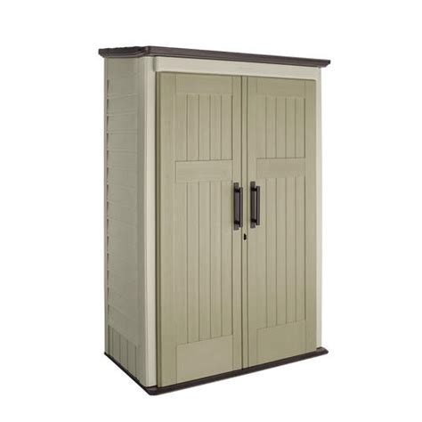 Rubbermaid Storage Sheds Menards by Rubbermaid 4 3 Quot X 2 5 Quot Large Vertical Storage Unit At