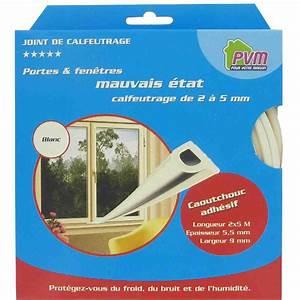 Joint De Fenetre En Caoutchouc : joint caoutchouc profil p pvm blanc longueur 10 m de joint thermique ~ Melissatoandfro.com Idées de Décoration