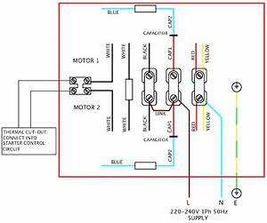 240v Single Phase Motor Wiring Diagram