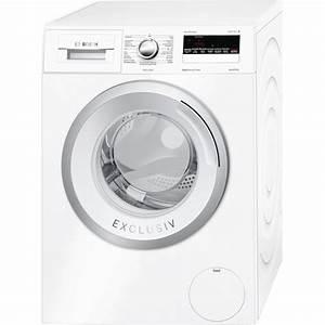 Machine À Sécher Le Linge : bosch machine a laver 7kg wan28291fg lave linge laver s cher m nage expert ~ Melissatoandfro.com Idées de Décoration