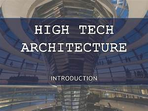 High Tech Architecture