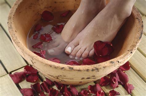 bain de pied maison l instant soin des pieds relaxant