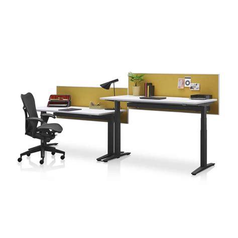 herman miller standing desk herman miller ratio sit stand desk mode 4