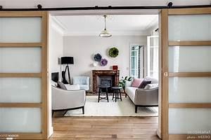 renovation d39un appartement ancien decorexpat cote maison With salon de jardin pour enfants 7 renovation cuisine contemporaine et douce dans maison