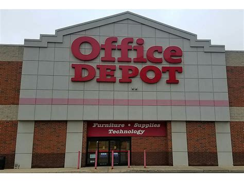 Office Depot Chicago by Office Depot In Chicago Il 352 W Grand Ave