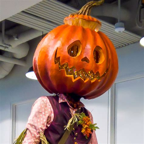 """""""jack Pumpkinhead"""" Halloween Costume Build  Pizza By The"""