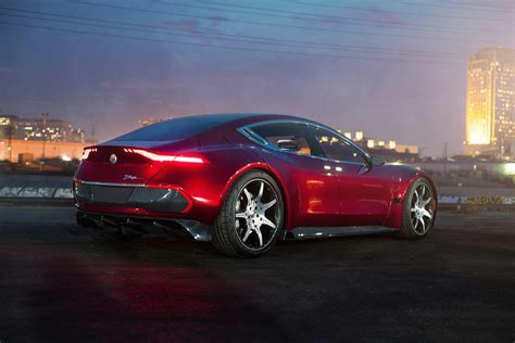 Fisker Is Back From the Dead With the Electric EMotion