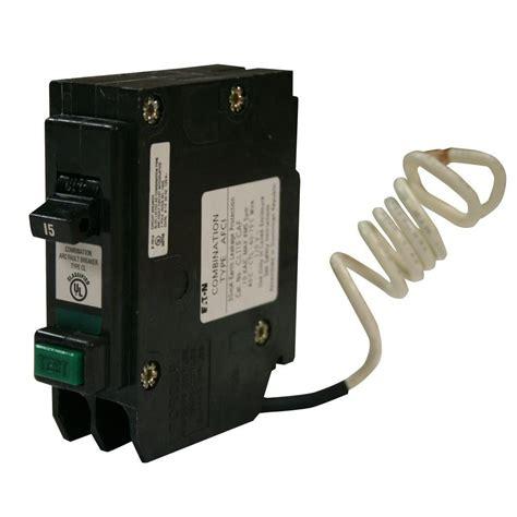 Eaton Amp Single Pole Combination Arc Fault Circuit