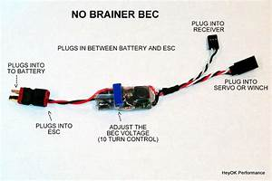 Yes  Another One  Bec To Hv Servo Wiring