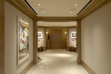 Condo Foyer Ideas by Award Winning Condominium Penthouse Renovation In