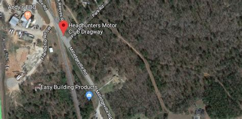 headhunters motor club dragway milledgeville road