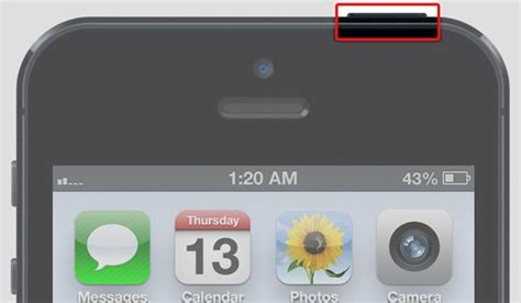iphone  power button stopped responding youre