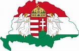 File:Kingdom of Hungary flag map.svg - Wikimedia Commons