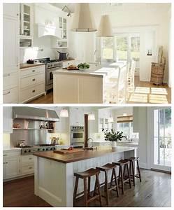 Idees de deco pour une cuisine de style moderne rustique for Idee deco cuisine avec cuisine rustique