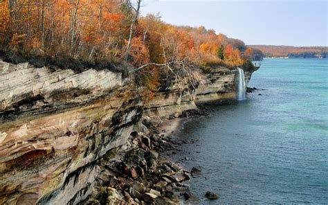 Pictured Rocks In Fall Michigan Photos And Trip Report