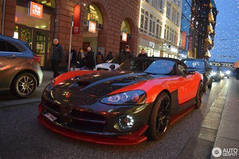 dodge viper srt  roadster   february