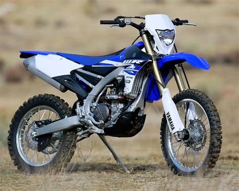 Modification Yamaha Wr250 R by 2015 Yamaha Wr250f Test Review Impression Dirt Bike Test
