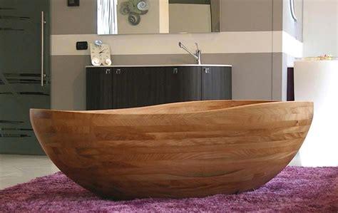 carrelage pour chambre baignoire design en bois ou les salles de bains aux