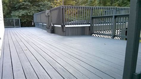 or acrylic choose the right deck paint stain s list