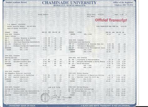Grand Canyon University Transcript Request Form by Phoenix University University Of Phoenix Transcripts