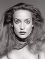 Jerry Faye Hall (1956) - American model and actress, also ...