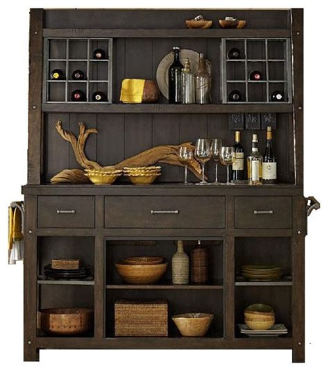 kitchen wine cabinets moreno valley hutch rustic china cabinets and hutches by dean home and design 3489
