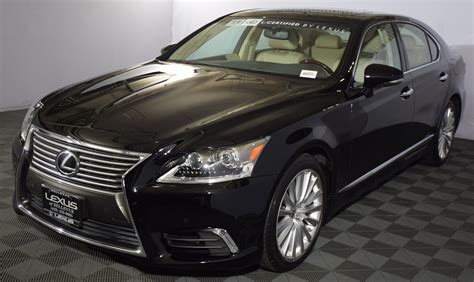 2013 Lexus Ls 460 Sedan For Sale Used Cars On Buysellsearch