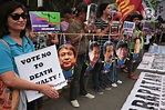 Leftist groups, netizens condemn House for passing death ...