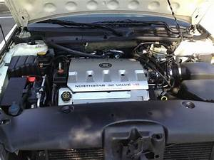 Purchase Used 2001 Cadillac Deville  White  Northstar Engine  4dr In Denver  Colorado  United