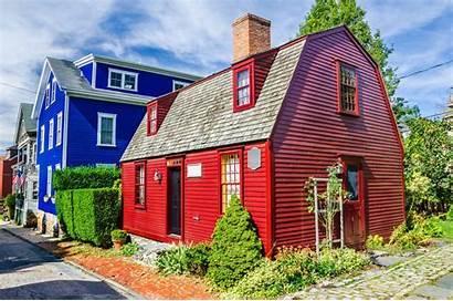 Newport Rhode Island Historic Bezienswaardigheden District