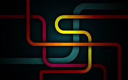 Lines Abstract Background Wallpapers Colorful