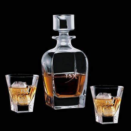 Personalized Barware Glasses by Custom Engraved Bar Glasses And Tableware Promotional