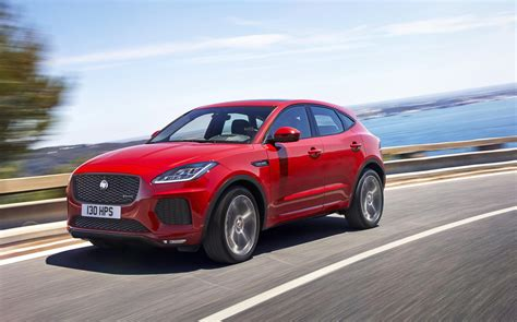 2018 Jaguar Epace Review, Ratings, Specs, Prices, And