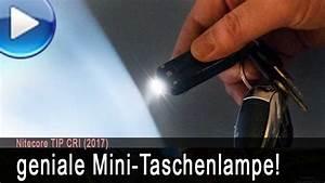 Mini Taschenlampe Test : geniale mini taschenlampe f r den schl sselbund ~ Jslefanu.com Haus und Dekorationen