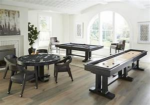 New, Baron, Game, Room, Furniture, Showcase, By, Paragon, Billiards