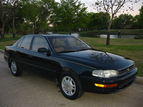 1993 Toyota Camry  Information And Photos Momentcar