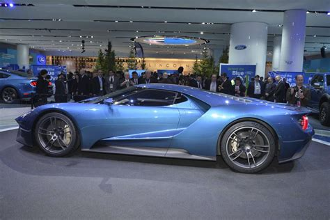 ford supercar ford gt supercar returns anew with a 600hp twin turbo v6