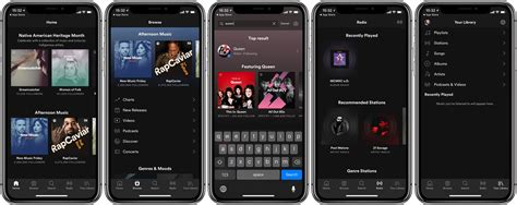 iphone resolution spotify picks up iphone x resolution support