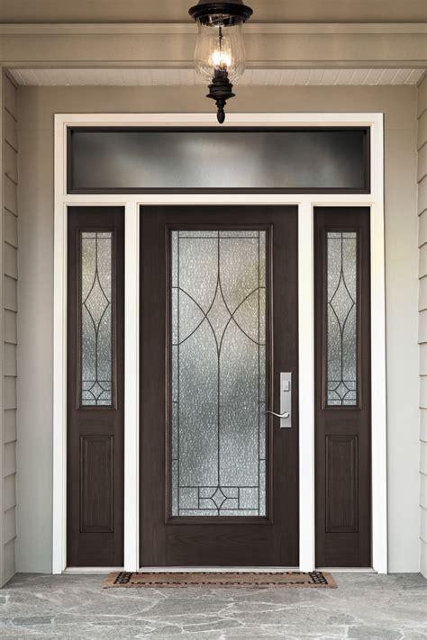 glass entry door designs