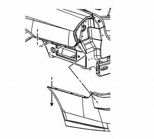 2008 Chevy Tahoe Parts Diagram Engine Compartment