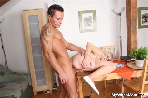 Horny Dude Seduces His Mother In Law To Dir Xxx Dessert Picture 10