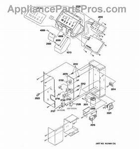 Parts For Ge Az41e12eabw2  Control Parts