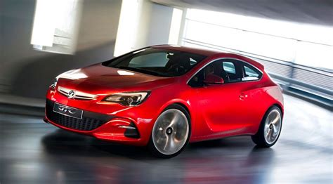 Gtc Conceptcar by Vauxhall Astra Gtc 2011 Official Pictures By Car