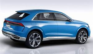 Audi Q8 Interieur : audi concept q8 le nouveau suv de luxe pour 2018 ~ Medecine-chirurgie-esthetiques.com Avis de Voitures
