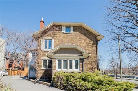 Brick Home with Rideau Canal Views: a luxury home for sale