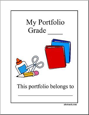 Portfolio Cover My Portfolio Kindergartengrade 2  Abcteach. Html Email Signature Template. Youtube Banner Photoshop Template. Printable Job Applications Template. Free Pool Party Invitations. Company Brochure Template. Artist Press Kit Template. Website Proposal Template Word. Create Interest And Hobbies For Resume Samples